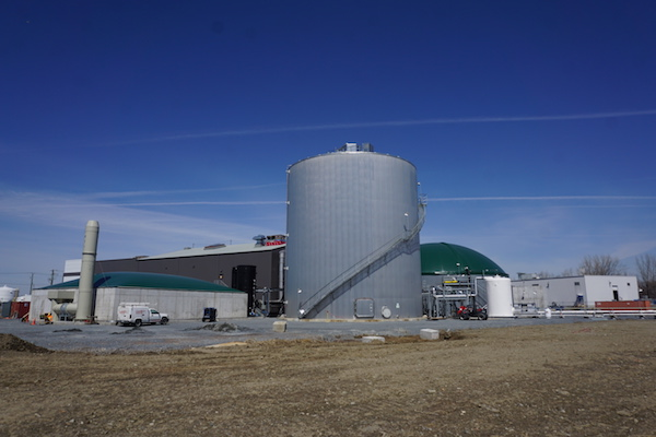 Varennes Waste Water Treatment