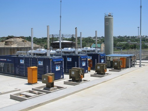 Biogas from Wasterwater Treatment Plants